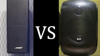 Download Bose Lifestyle 525 vs. Bowers and Wilkins M1 Speakers Video