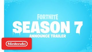 Download Fortnite Season 7 on Nintendo Switch - Take to the Skies! Video