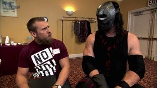 Download Daniel Bryan receives anger management class: Raw, Aug. 27, 2012 Video