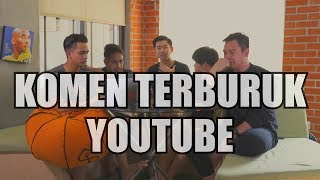 Download Komen TERBURUK di Youtube w/ Tim2One & David Beatt Video