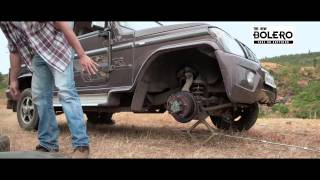 Download DIY: How to change the tyre of a Mahindra Bolero Video