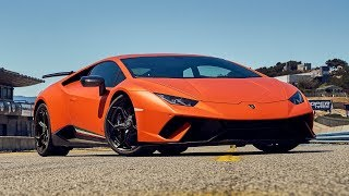 Download Best Driver's Car Contender: 2018 Lamborghini Huracán Performante Video