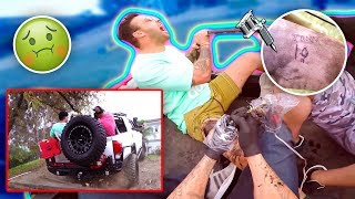 Download INSANE OFF ROAD TATTOO CHALLENGE.. {BIG MISTAKE} Video