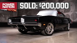 Download Hellcat '69 Charger Restomod Sold For $200,000 - How We Did It Video