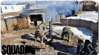 Download SQUAD 9.7 ► Urban SUPERFOB Defense (Ft. Karmakut) Video