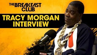 Download Tracy Morgan Responds To Rob Stapleton, Talks Happiness, Love For Entertaining + More Video