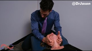 Download Dr. Jason - MAJOR EMOTIONAL RESPONSE TO 1ST ALIGNMENT IN 10YRS Video