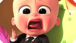 Download THE BOSS BABY (Animation, 2017) - TRAILER Video