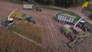 Download Neu: KRONE BIG X 1180 stärkster Feldhäcksler der Welt - biggest world harvester - Maishäckseln 2018 Video