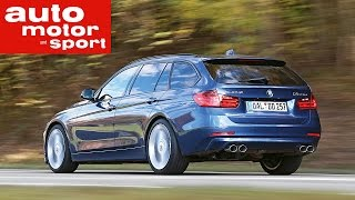 Download Fahrbericht BMW Alpina D3 Biturbo Touring Video