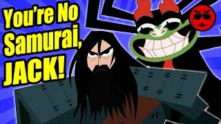 Download Samurai Jack is No Samurai! Here's Why That's AWESOME! - Gaijin Goombah Video