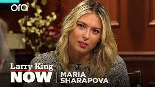 Download Maria Sharapova On Locker Room Friendships Video