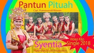 Download Lagu Dayak terbaru 2018 Syentia Pantun Pituah Cipt. Purnawandi wawan (Official Video Klip) Video