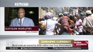 Download Zimbabwe bond notes aimed at easing cash crunch now in circulation Video
