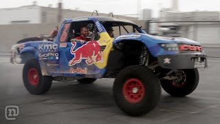 Download Menzies Las Vegas Off Road Truck Racing Empire Is Seriously Epic: Garage Tours w/ Chris Forsberg Video