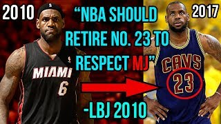 Download 5 Times Lebron LIED To Us ALL Video