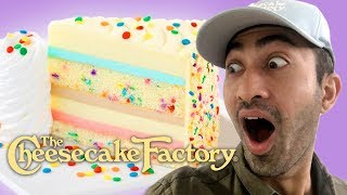 Download I Only Ate At The Cheesecake Factory For A Week Video