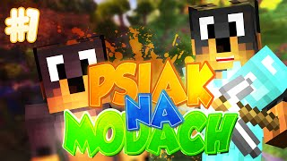 Download Minecraft: PSIAK NA MODACH II [#1] | 1 LITR CYTRYNY CHALLENGE! | DrollercasterWorld | YODA Video