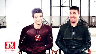 Download ⚡️ The Flash Cast   Funny Moments ⚡️ Video
