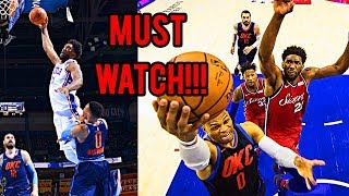 Download NBA ″Superstars Going At Each Other!″ Plays Video