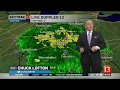 Download SkyTrak Forecast Friday Sunrise Video