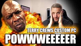 Download Where is the Terry Crews Custom PC?!? Video
