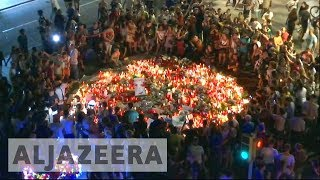 Download Spain declares three days of mourning after deadly attack Video
