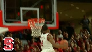 Download Dennis Smith, Jr. Windmill Dunk In OT: NC State vs. Tennessee State Video