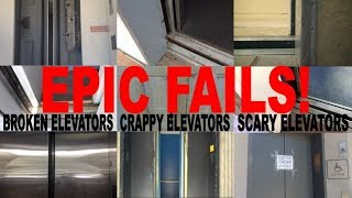 Download When Elevators Fail-A Compilation of Broken And Messed Up Elevators (And Other Fails) Video