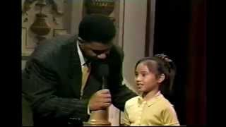 Download 10 Year Old Pinay Sings like Whitney Houston Video