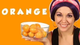 Download Color Orange | Learn Colors ~ Tea Time with Tayla! Video