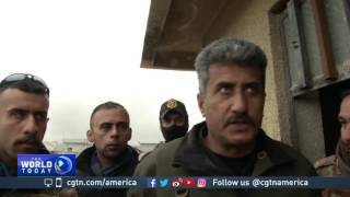 Download Iraqi forces push into Mosul's Old City Video