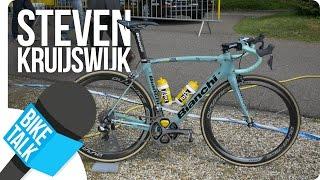 Download Bike Talk - Steven Kruijswijk about his Bianchi Oltre XR2   SHIMANO Video