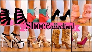Download My Shoe Collection - Try On Session! Video