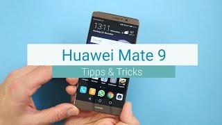 Download 15 Tipps & Tricks: HUAWEI Mate 9 | deutsch Video