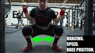 Download HOW To Squat Right For YOU: Powerlifter Edition Video