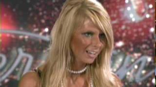 Download American Idol reject Stephanie Fisher Video