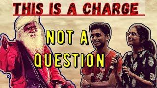 Download Sadhguru Shuts up Rude and arrogant Nalsar Students.. Video