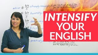 Download Advance your English with 7 INTENSIFIERS Video