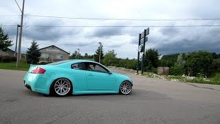 Download 500HP Turbo G35 Coupe FULL THROTTLE! (Amazing Sound) Video