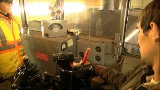 Download TRRS 421: EMD SW9 Locomotive Cold Start - C&M 7014 Video