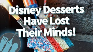 Download Disney Desserts Have Lost Their Minds! Video