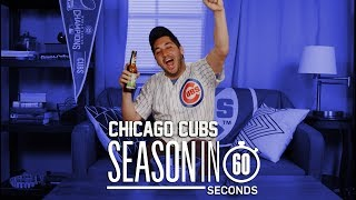Download Chicago Cubs Fans | Season in 60 Seconds Video