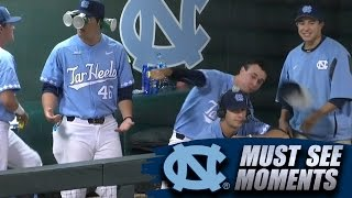 Download UNC Baseball Videobombs Hilarious In-Game Interview Video