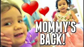 Download BACK HOME TO THE FAMILY!!! - ItsJudysLife Vlogs Video