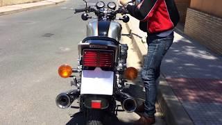 Download Honda CBX 1000 6 cilndros, 24V Video