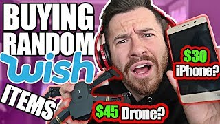 Download Buying Everything Wish Recommended Me! (TESTING KNOCK OFF TECH PRODUCTS FROM WISH $1000 Unboxing) Video