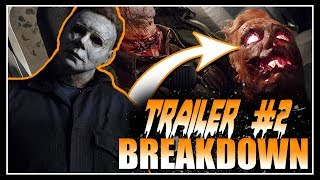 Download Things You May Have Missed | HALLOWEEN Trailer #2 | Complete BREAKDOWN | Video