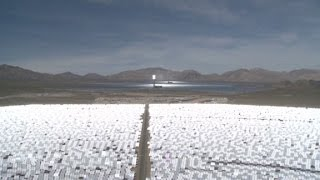 Download Inside the world's largest solar plant Video