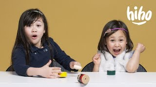 Download Kids Play With Japanese Toys | Kids Play | HiHo Kids Video